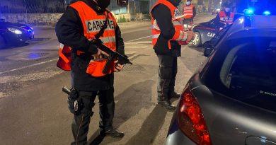 (FOTO) Controlli straordinari dei Carabinieri a Torre Annunziata e comuni limitrofi