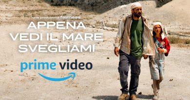 Caserta su Amazon Prime Video con il corto 'Appena vedi il mare svegliami'