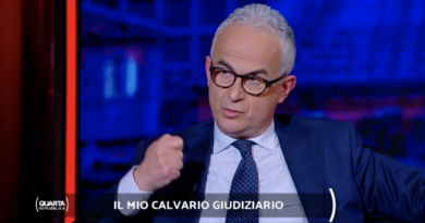 """(VIDEO) Caserta. Pio Del Gaudio ospite di Quarta Repubblica: """"il mio calvario giudiziario"""""""