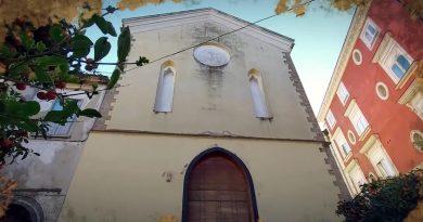 (VIDEO) Aversa. Riapre la chiesa di Sant'Antonio