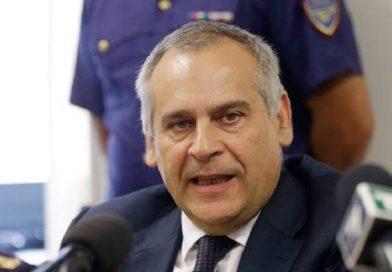 Il prefetto Lamberto Giannini nuovo Capo della Polizia
