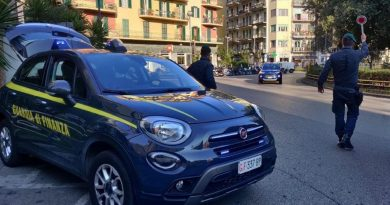 (VIDEO) Covid, controlli GdF tra Napoli e provincia: 1563 persone controllate