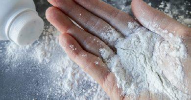 Prodotti cosmetici: il successo senza tempo del talco profumato