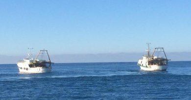 Peschereccio italiano mitragliato da Guardia Costiera libica: ferito il comandante