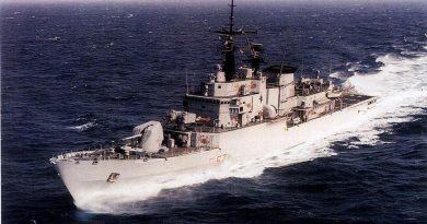 La 'Libeccio' della Marina Militare in assistenza ai motopesca nazionali al largo delle coste libiche