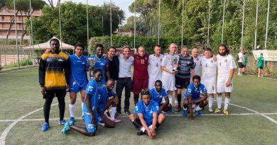 Roma. I-Care vincono torneo della solidarietà e disuguaglianza