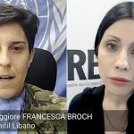 """(VIDEO) Libano. Francesca, mitragliere con UNIFIL: """"Decisivo fare squadra"""""""