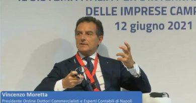 """Economia, Moretta: """"Commercialisti pronti al rilancio del brand Italia all'estero"""""""