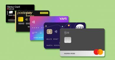 Carte di pagamento: le prepagate riscuotono sempre più successo tra gli italiani
