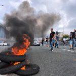 (VIDEO) Ex ILVA Genova, protesta lavoratori: bruciati copertoni