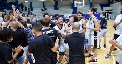 Basket. Ble Juvecaserta conquista la promozione in serie C Gold
