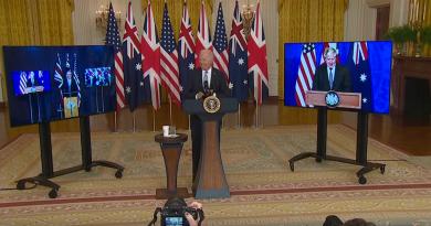 (VIDEO) Usa, Regno Unito, Australia: l'intesa è triplice e in funzione anti cinese