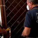 (VIDEO) Il blitz nelle case occupate dai clan a Tor Bella Monaca
